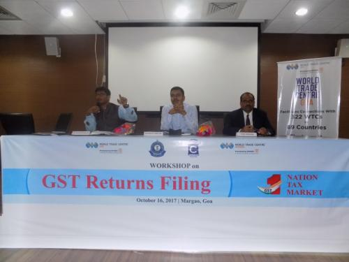 "GST  Returns Filing"" held on 16th October 2017"